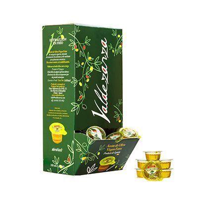 monodosis de aceite de oliva virgen extra